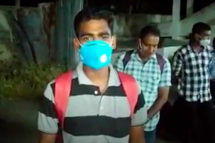 In viral video army jawans who returned to TN complain about poor quarantine facility