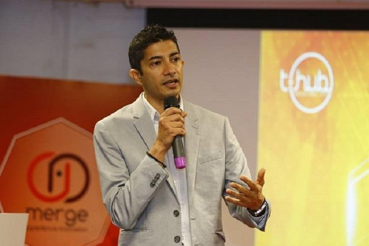 Former T-Hub CEO Jay Krishnan joins SRI Capital as Partner