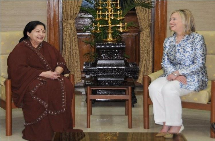 Jayalalithaa is reason why Hillary is Americas first ever female Presidential candidate AIADMK MLA