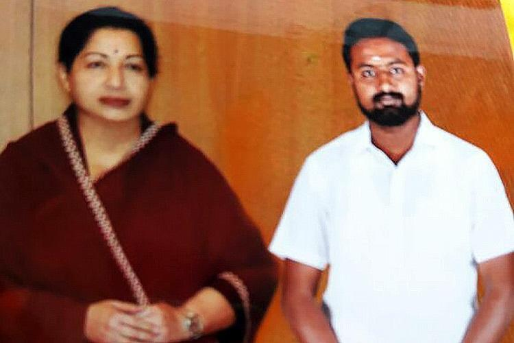 After absconding for over 10 days Jayalalithaas fake son arrested in TN