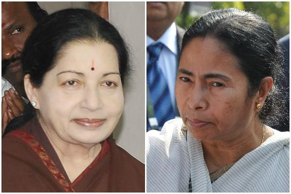 The year of Amma and Didi Jaya and Mamata steal the show this poll season