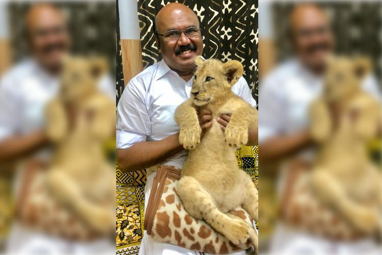 TN Fisheries minister in Japan to attend Japan Technology Expo, pens ode to Lion Cub