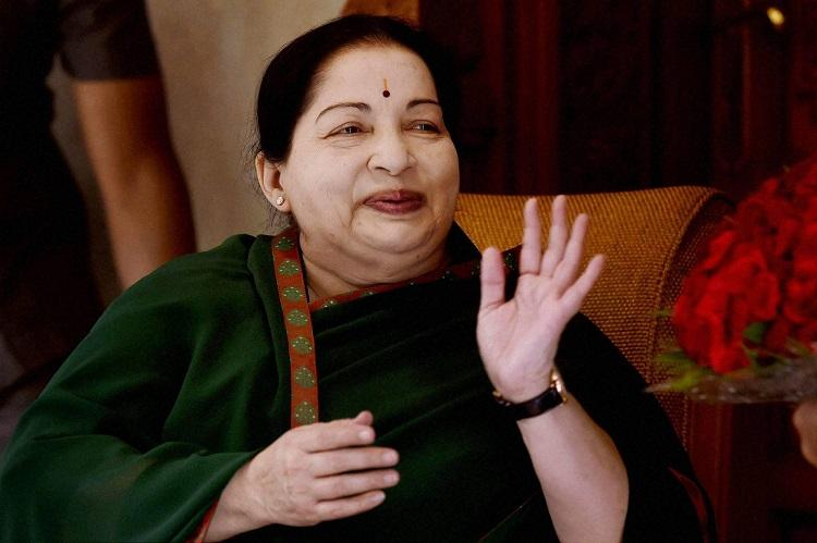 Jayalalithaas health worsens TN police on high alert Governor returns to Chennai