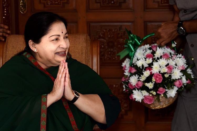 Jayalalithaa my friend A veteran journalist remembers his rare closeness to Amma
