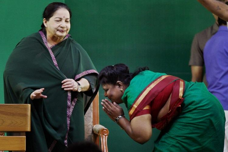 No health update on Jayalalithaa for a week AIADMKs founding day without fanfare