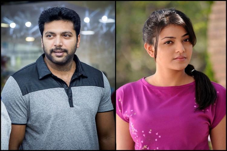 Jayam Ravi and Kajal Aggarwal to team up for the first time