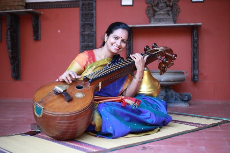 Veena player Jayanthi Kumaresh