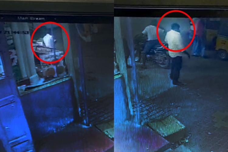 These visuals are from June 19 from Sathankulam and shows sequence of events before Bennix and Jayaraj arrest