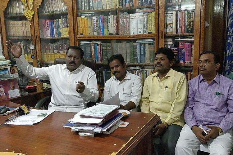 As Jagan dismisses grand plans for Amaravati lawyers demand High Court at Kurnool