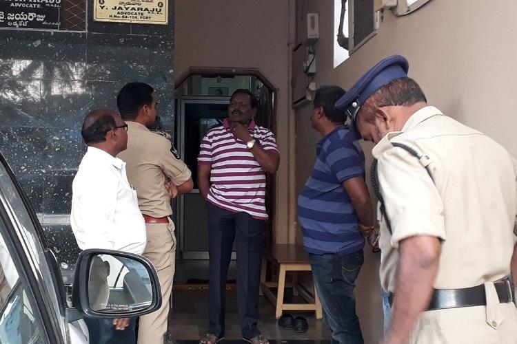 Rayalseema lawyer under house arrest over plans to disrupt CM Naidu public meet