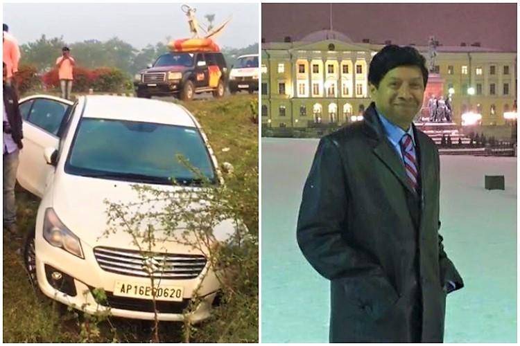 NRI businessman Jayaram killed for not repaying Rs 6 crore debt Andhra cops