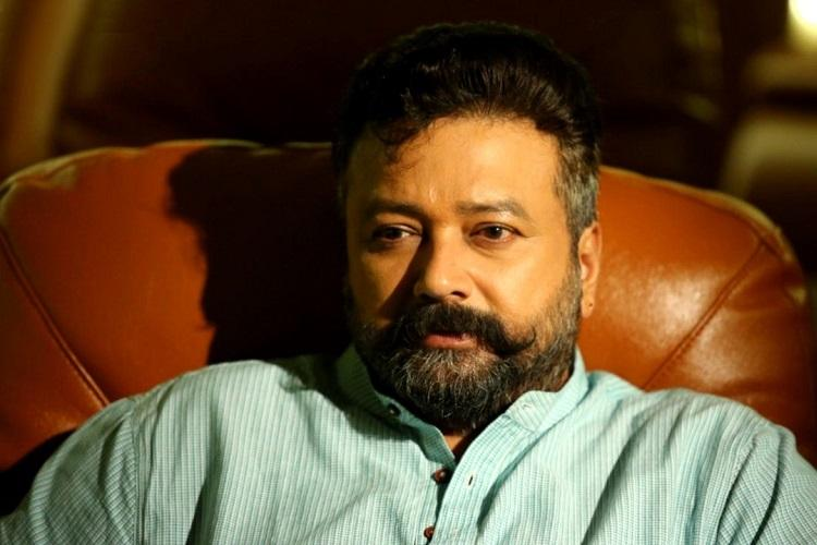 Jayaram sings for his film 'Grand Father' | The News Minute