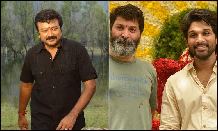 Jayaram roped in for Allu Arjun-Trivikram film