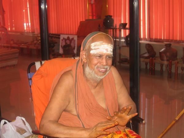 Kanchi seer Govt misrepresenting Adi Shankaras birthdate its Christian handiwork