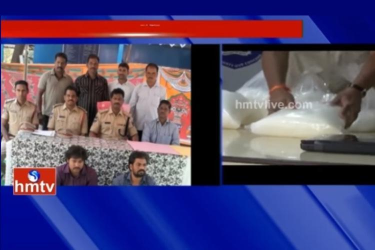 Ram Gopal Varmas former assistant director among 3 held with amphetamine in Hyd
