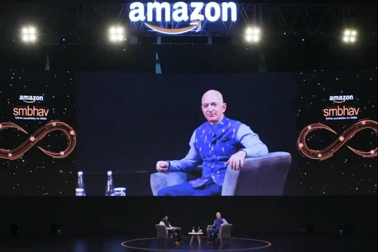Amazon boss Jeff Bezos holds closed-door meet with top industry honchos