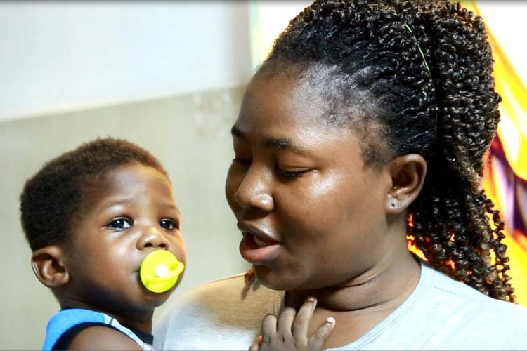 Liberian woman and toddler stranded in Kochi hospital seek help to go back