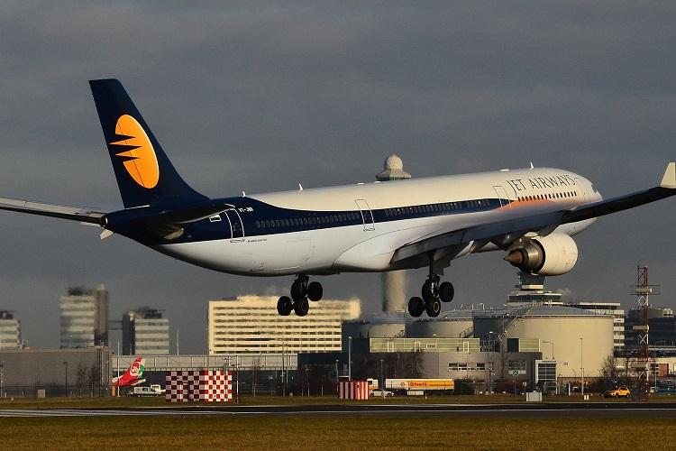 Jet Airways receives legal notice over unpaid salaries