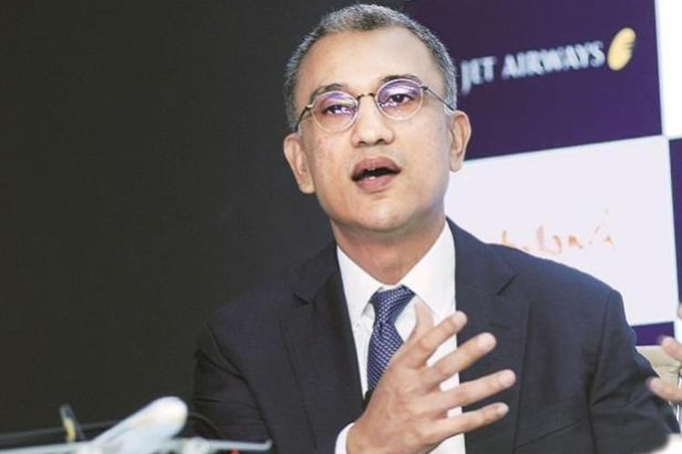 Jet Airways CEO Vinay Dube quits within hours of CFO leaving