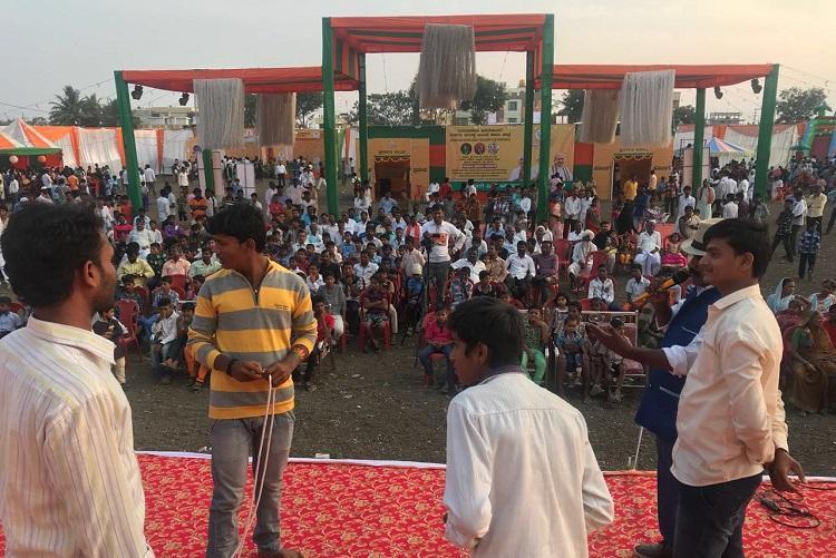 Karnataka polls 2018 BJP to hold Kamal Jatres in state to tap into rural voter base