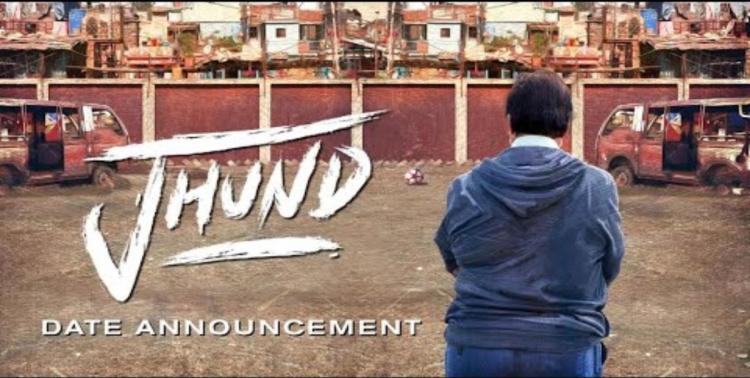 Jhund film poster