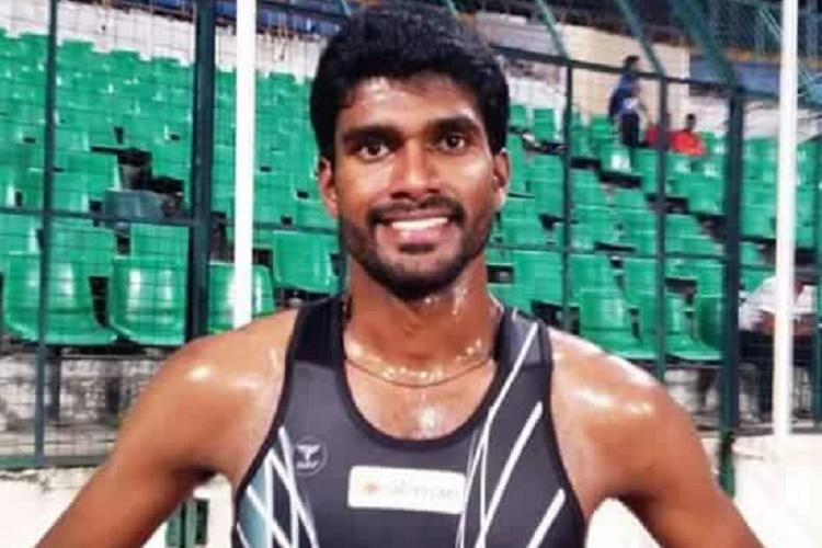 Indias Olympic Hope Meet athlete Jinson Johnson from Kozhikode