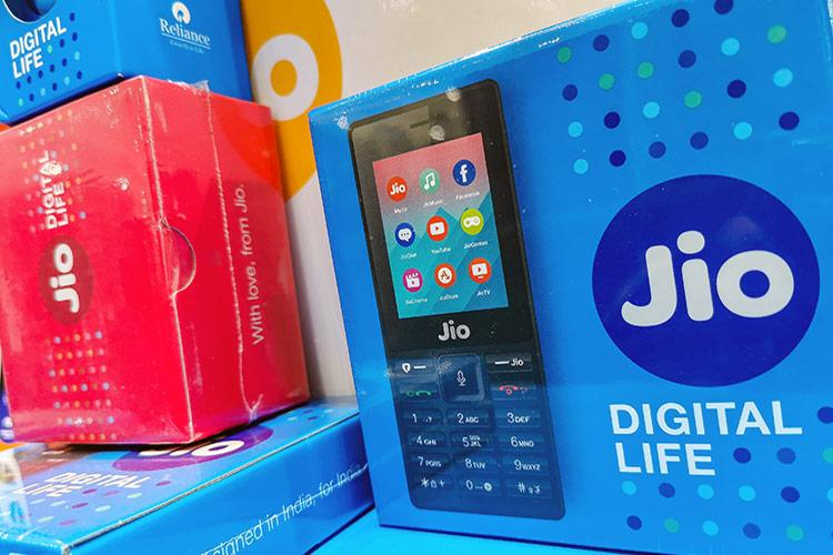 Reliance working on new feature phone without internet made only for calling Report