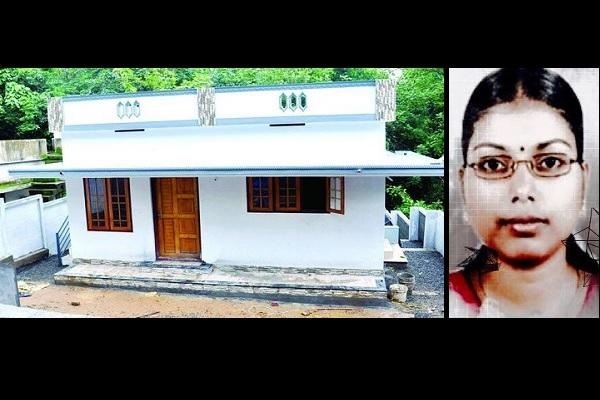 Jisha Bhavanam The house she dreamed of struggled for but will never live in