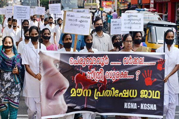 Jisha rape and murder Dalit organization declares hartal LDF refuses to support