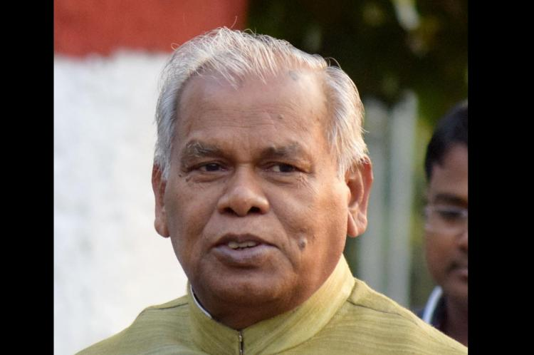 Jitan Ram Manjhis son detained with Rs 465 lakh during checking
