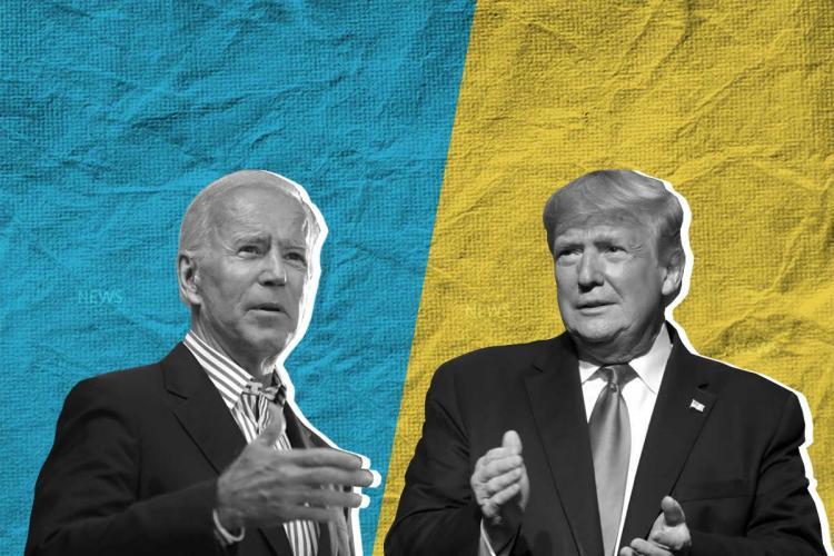 Second US presidential debate between Donald Trump and Joe Biden cancelled