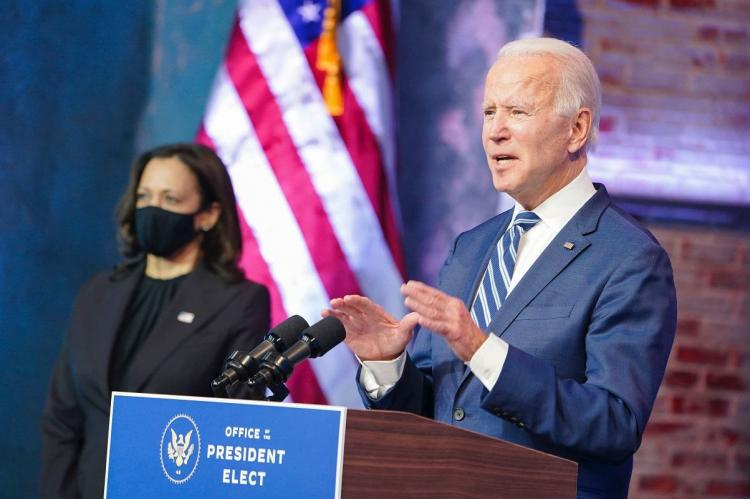 Biden unveiled an economic plan with emphasis on jobs and tech