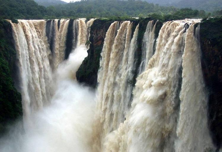 Jog Falls roars in full glory for the first time in four years