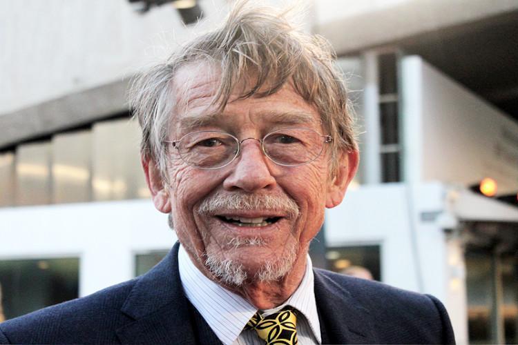 Oscar-nominated actor and BAFTA winner John Hurt dies at 77