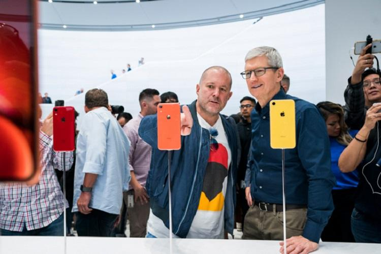 Apples design chief Jony Ive quits to start his own design firm