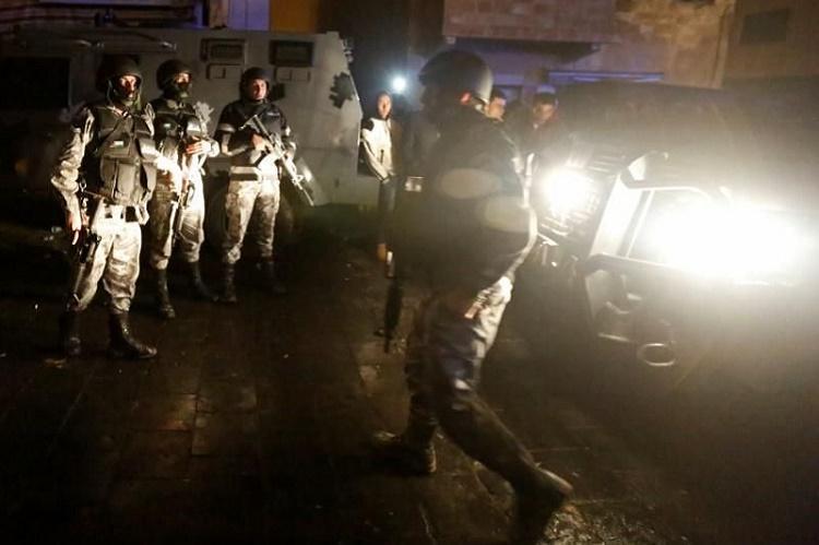 Gunmen take several tourists hostage in Jordan castle