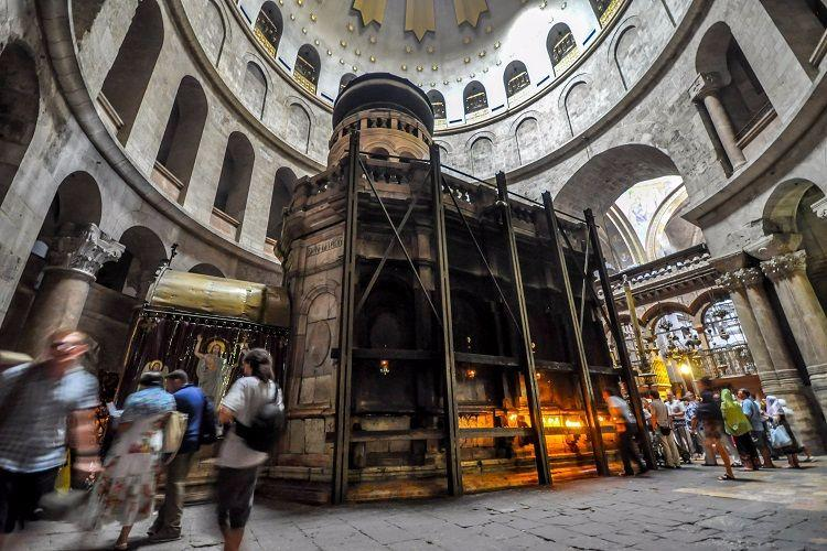 Jesus Christs tomb unsealed for the first time in centuries Five things to know