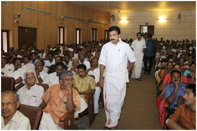 Kerala Congress M splits as Jose K Mani is elevated as party chairperson
