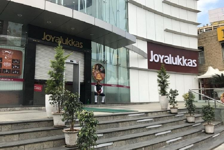 Countrywide Income Tax searches in Joy Alukkas Group's branches