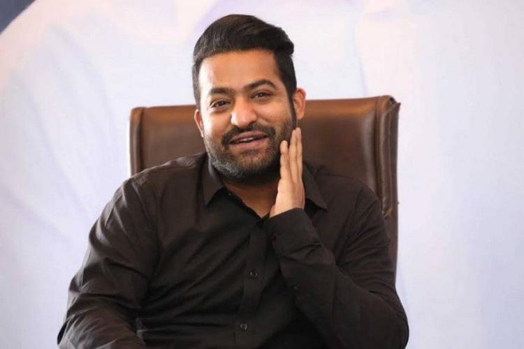 An image of Telugu actor Jr NTR