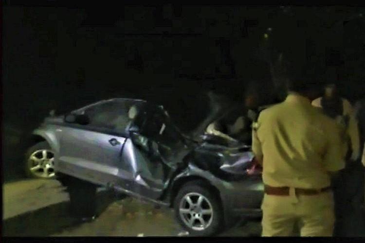 Drunken driving kills one more in Hyderabad third incident in a week