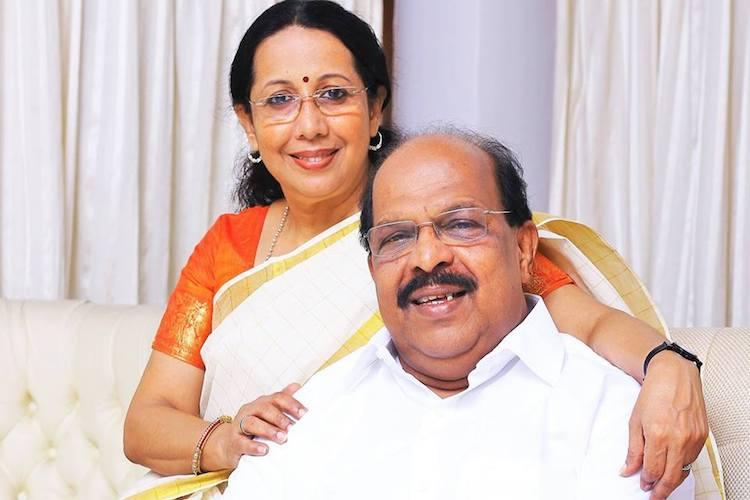 Kerala Min G Sudhakarans wife resigns from university post over nepotism allegations