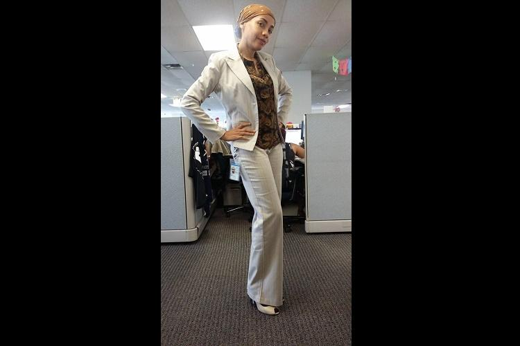 This womans cheeky response to workplace dress-policing will surprise you