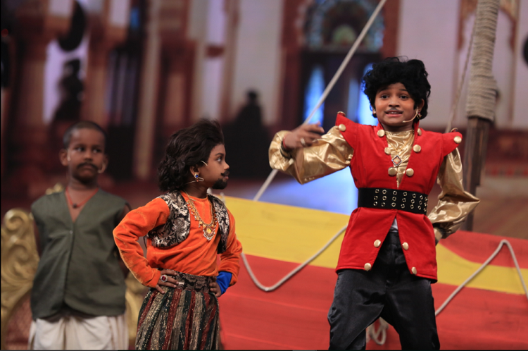 The fierce battle for second place Zee TV launches Junior Super stars again to trump Star Vijay