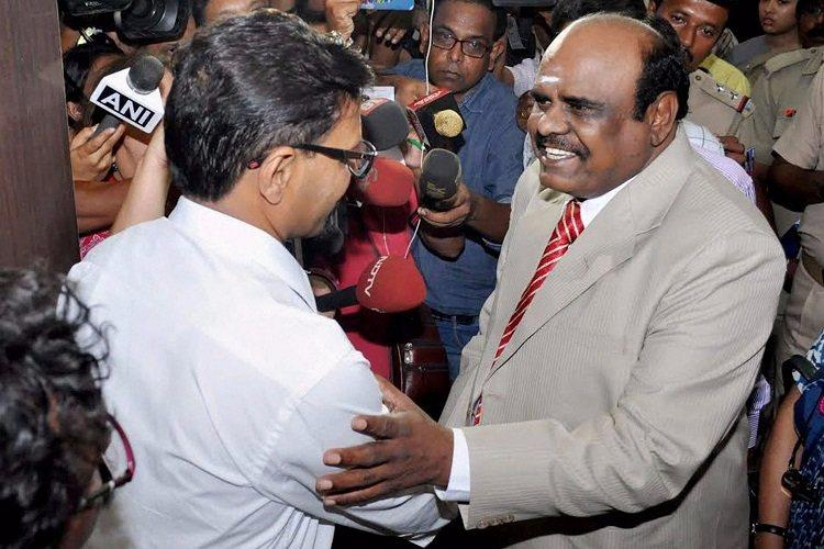 Justice Karnan retires on the run SC order on his 6-month jail sentence remains