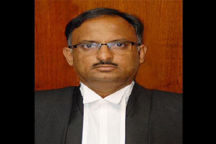Chagari Praveen Kumar appointed as Chief Justice of new Andhra HC