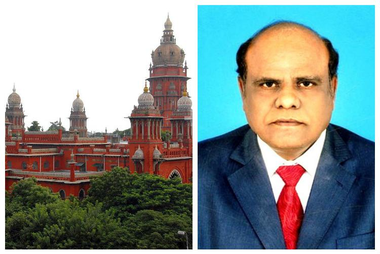 Madras HC judge CS Karnan threatens to file case against SC judges