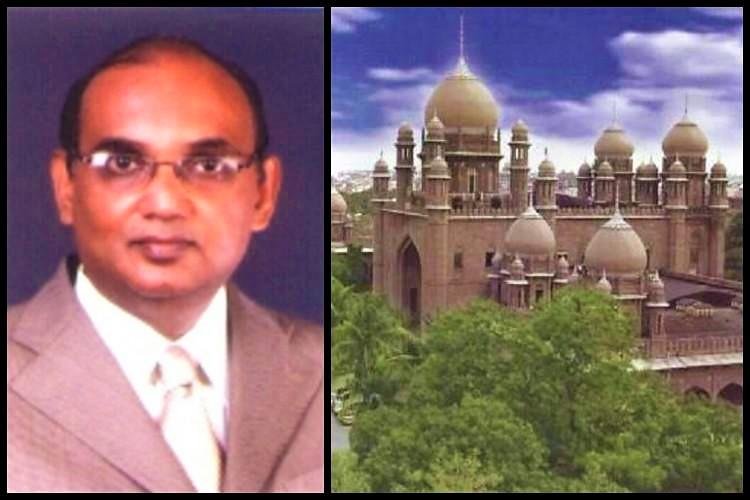 Fresh motion to impeach Hyderabad HC judge fails MPs withdraw signatures a second time