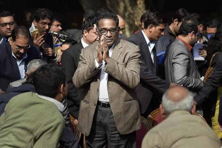 Four Indian Supreme Court judges see democracy in danger