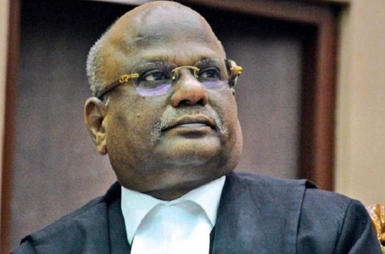 Justice Kirubakaran is miffed with people criticising Madras HC CJ wants cops to act